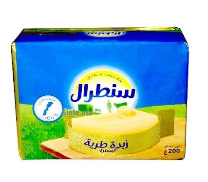 Centrale - Beurre doux
