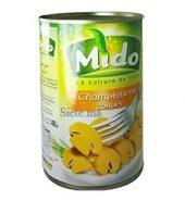 MIDO – Champignons coupés 400g