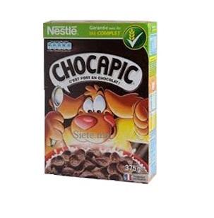 Nestle Chocapic Céreales 375g