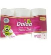 DALAA Papier toilette x24