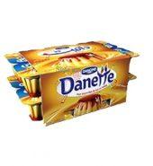 DANONE Pack Danette Flan Nappe Caramel 80G x12