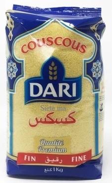 DARI - Couscous fin 1kg