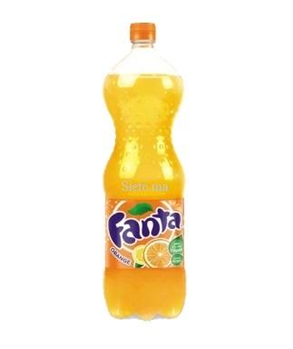 Fanta Fanta Orange 1L