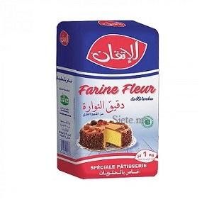 Farine fleur pâtisserie 1kg ALITKANE