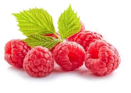 fruit framboise/piece