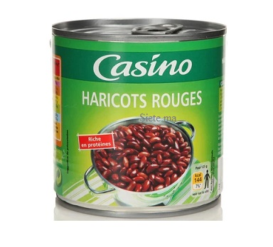 Casino Haricots rouges 400g