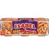 ISABEL – Thon Sauce Tomate 80G X3