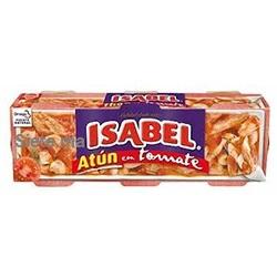 ISABEL - Thon Sauce Tomate 80G X3