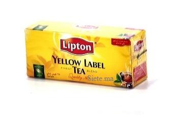Lipton Yellow 25 Sachets