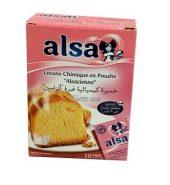 Levure chimique Alsa 10 sachets