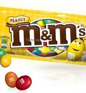 M&M's Peanut chocolat  45g