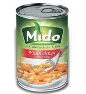 MIDO Mais doux en grains 400g