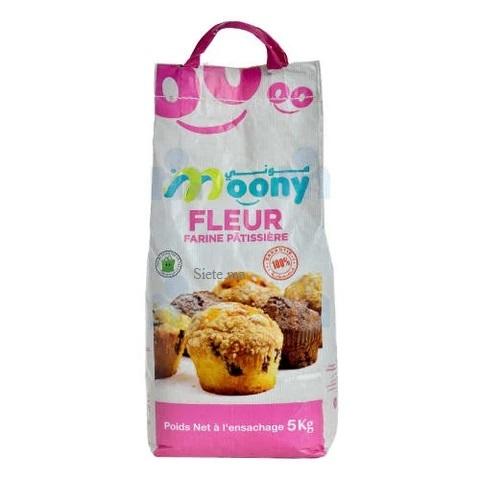 Moony - Farine Fleur pâtissière