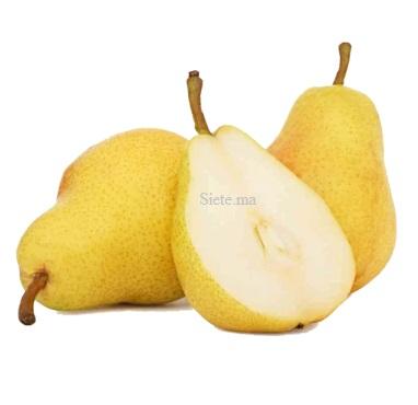 fruit POIRE (Kg) الإجاص