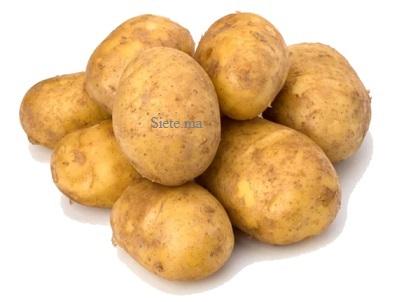 POMME DE TERRE BLANCHE (Kg) البطاطس البيضاء