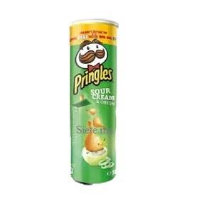 PRINGLES Chips Creme & Oinion
