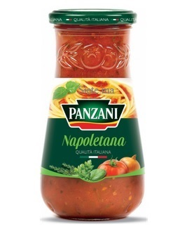 Panzani 400g Sauce Napoletana