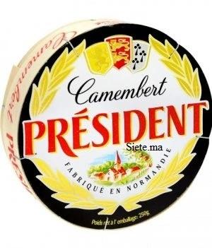 Président - Fromage Camembert 250gr
