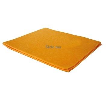 Serpillière orange