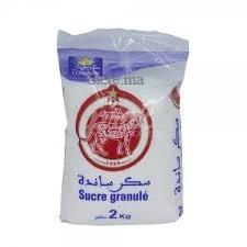 Sucre granulé 2kg