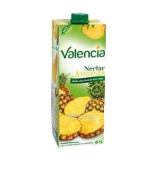 Valencia Nectar Ananas 1L