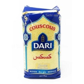 DARI -Couscous moyen