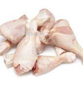 Cuisses de poulet decoupeés (500 gr)
