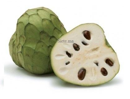 fruit Anone cherimoya Import 1Kg