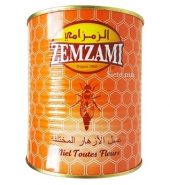 ZEMZAMI -Miel toute fleurs 850g