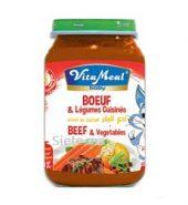Bœuf Et Légumes Cuisinés VitaMeal 200g
