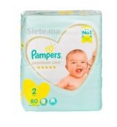 Couches Pampers Premium Mimi 8