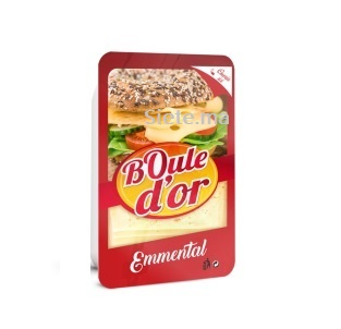 Emmental tranche Boule d'Or 100 g