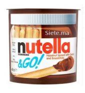Biscuit Ferrero & Go Nutella