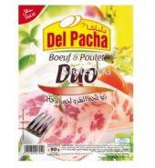 Filet de Dinde Fumé Del Pacha 80g