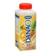 Jus De Fruits Au Lait Orange Ananas Danao 240 Ml