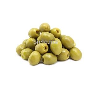 Olives vertes sans noyau