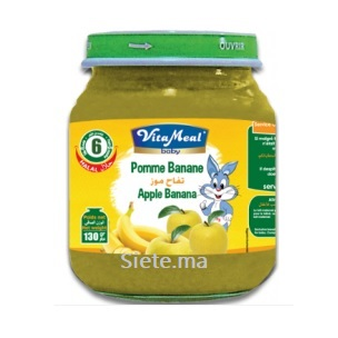 Petit Pot Pomme Banane