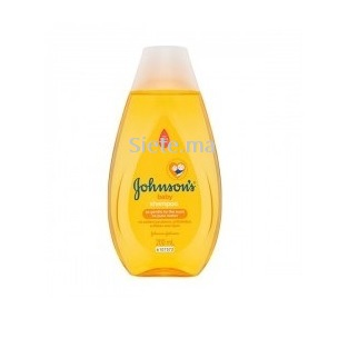 Shampoing Gold Baby Johnson's 200 Ml