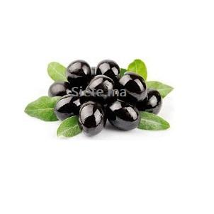 Olives noires completes