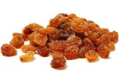 Raisins secs mix fruits secs